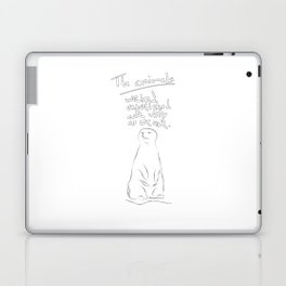 The Animals - weird, unpolished and ugly as we are #2 Laptop & iPad Skin