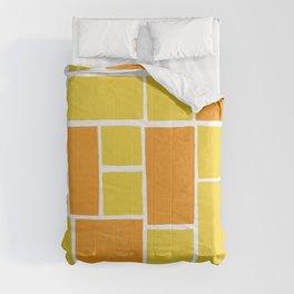 citrus patterns Comforters