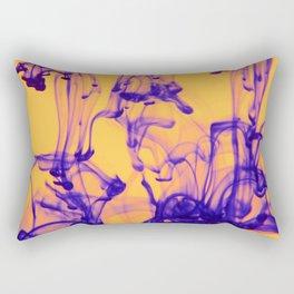 Contrasting Quiet Rectangular Pillow