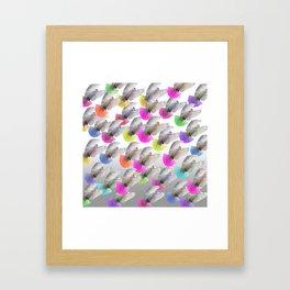 PIGEONS 1 Framed Art Print