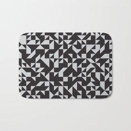 Girard Inspired Geometric Pattern Bath Mat
