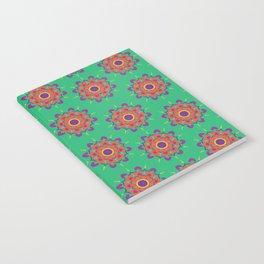 Jade Mandalas Notebook