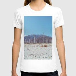 Palm Springs Windmills II T-shirt