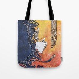 Nouveau Flood Tote Bag