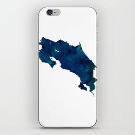 Costa Rica iPhone Skin