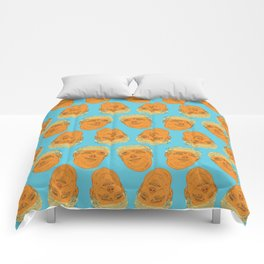 PigFaced Trump Pattern Comforters