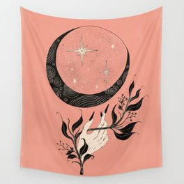 Wicked Moon Wall Tapestry