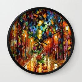 zelda light Wall Clock