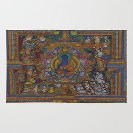 The Medicine Buddha Rug