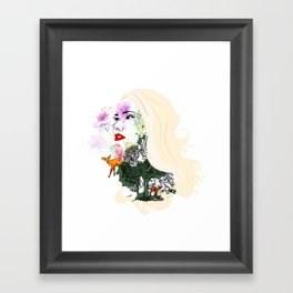 """""""Earth"""" from World Elements Series Framed Art Print"""