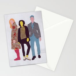 Individuals Void of Meaning Stationery Cards