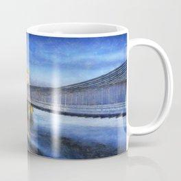 Conwy Suspension Bridge Coffee Mug