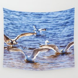 Landing Party Wall Tapestry
