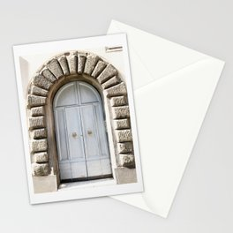 Doors of Rome, Blue dream Stationery Cards