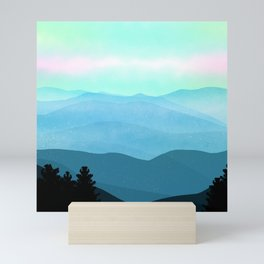 The Great Smoky Mountains Mini Art Print