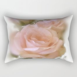 Love The Roses Rectangular Pillow