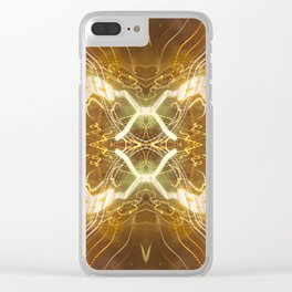 Starforge Chamber Clear iPhone Case