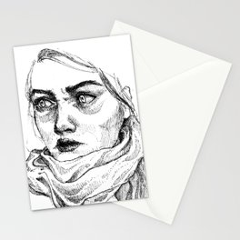 Shawl Stationery Cards