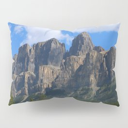 Castle Mountain Pillow Sham