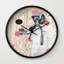 Post Scriptum Wall Clock