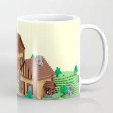 voxel hamlet Mug