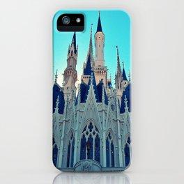 Castle Architecture Closeup 1 iPhone Case