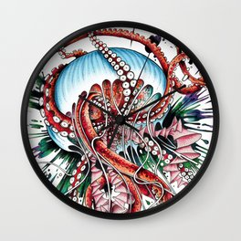Undiscovered Wall Clock