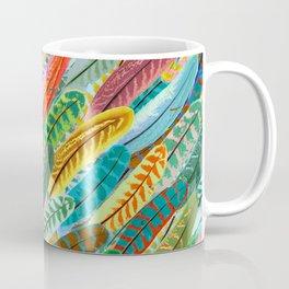 FEATHERS GALOR Coffee Mug