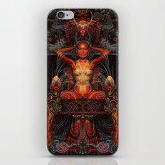 Triptych: Shakti - Red Goddess iPhone & iPod Skin