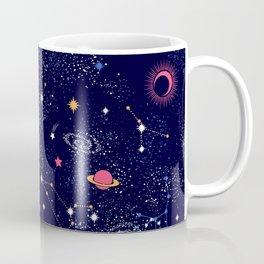 Space print Coffee Mug