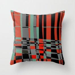 urban. 3 Throw Pillow