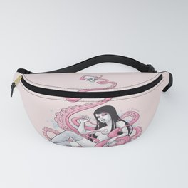 Pink Tranquility Fanny Pack