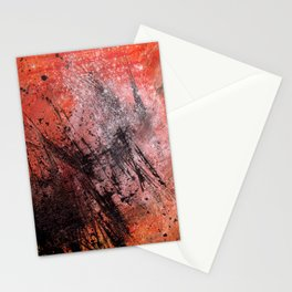 White Dust Stationery Cards
