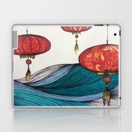 Lanterns by Ms. Morgan Laptop & iPad Skin