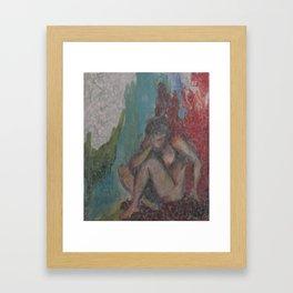 Abstract9 Framed Art Print