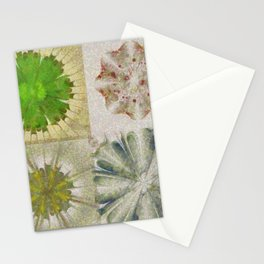 Grasshouse Configuration Flower  ID:16165-050526-69250 Stationery Cards