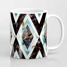Art deco marble pattern 20s #homedecor Coffee Mug