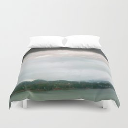 Cicatrized Earth Duvet Cover