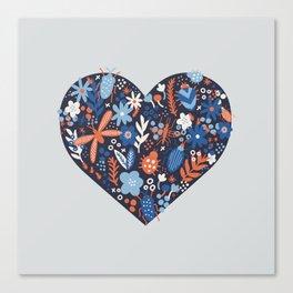 Love Bug Canvas Print