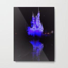 Ice Castle  Metal Print
