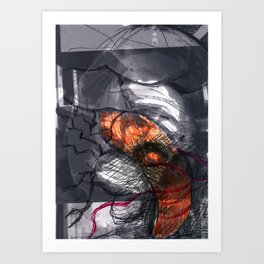 Vuelvo a mí VI Art Print