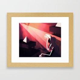 The Heightening Framed Art Print