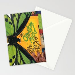 Butterfly-   The Creative Mind Stationery Cards