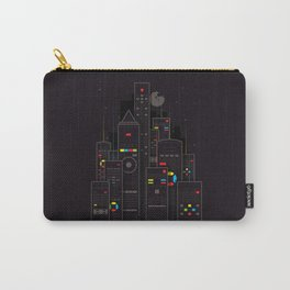 Remote City Carry-All Pouch