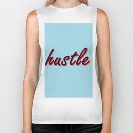 Hustle baby Biker Tank