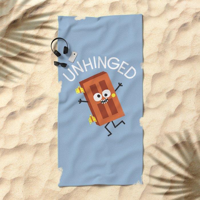 Don't Knock It Beach Towel