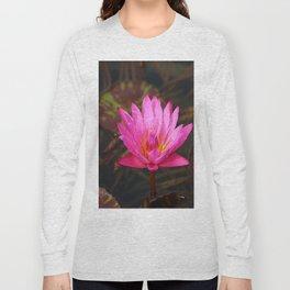 Glowing Beauty Long Sleeve T-shirt
