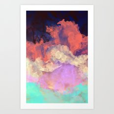 Into The Sun Art Print
