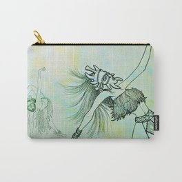 Freedom in Anonymity Carry-All Pouch