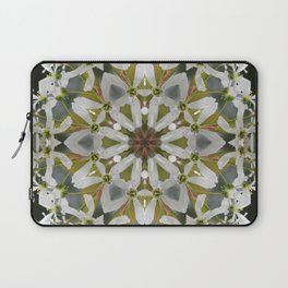 Lacy Serviceberry kaleidoscope - Amelanchier 0033 k5 Laptop Sleeve